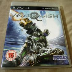Joc Vanquish, PS3, original, alte sute de jocuri! - Jocuri PS3 Sega, Role playing, 16+, Single player