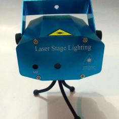 Laser lumini club - Mini Laser Disco Diferite Forme Jocuri de Lumini, Garantie, Factura