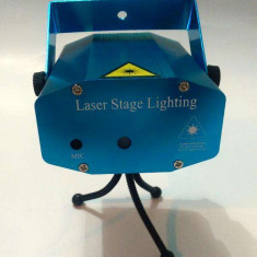 Mini Laser Disco Diferite Forme Jocuri de Lumini, Garantie, Factura - Laser lumini club