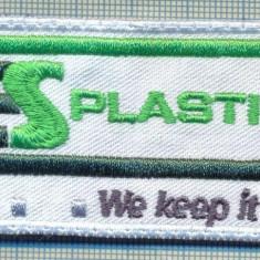 224 -EMBLEMA - ES PLASTIC-WE KEEP IT FRESH! - MASE PLASTICE -starea care se vede