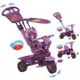 Tricicleta copii - Tricicleta 3 in 1 Royal Violet