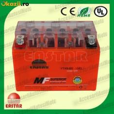 Acumulatori Moto - BATERIE Scuter 9AH 12V 9 Amperi JOASA Acumulator 9 Ah cu GEL fara intretinere