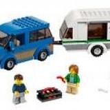 LEGO City - Furgoneta si rulota