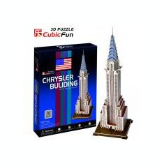Chrysler Building - Dezmembrari