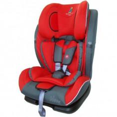 Scaun auto copii grupa 1-3 ani (9-36 kg) - Scaun auto 9-36 kg Nova Rosu Pierre Cardin