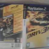 Driver 3 -  PS2 Playstation  ( GameLand  )