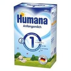 Lapte praf bebelusi - Lapte praf humana1-600g