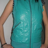 VESTA AUTHENTIC S/M - Vesta dama, Culoare: Verde