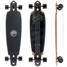 "Skateboard - Longboard Mindless Longboards Lakota DT Black 40""/101cm"