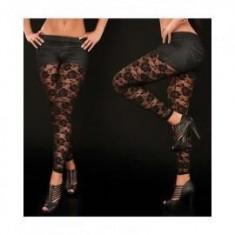 Pantaloni dama - Colanti dantela