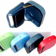 Aparat rulat tigari - APARAT de RULAT CU TABACHERA colorat pentru rulat tutun / tigari