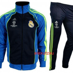 TRENING ADIDAS REAL MADRID MODEL 2016 - Trening barbati, Marime: S, M, L, XL, Culoare: Din imagine, Poliester