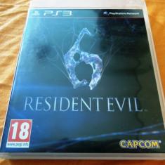 Jocuri PS3 Capcom, Actiune, 18+, Single player - Joc Resident Evil 6, PS3, original, 49.99 lei(gamestore)! Alte sute de jocuri!