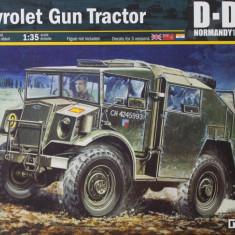 + Macheta 1/35 Italeri 240 - Chevrolet Gun Tractor + - Macheta auto