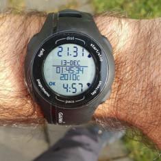 Ceas alergare cu GPS, Garmin Forerunner 210 - Monitorizare Cardio