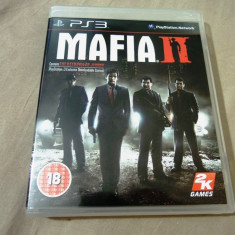 Joc Mafia II, PS3, original, alte sute de jocuri! - Jocuri PS3 Altele, Shooting, 16+, Single player