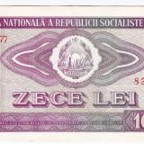2) Bancnota 10 Lei 1966 VF+, An: 1966