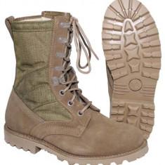 Incaltaminte Vanatoare - Bocanci Militari Desert Armata Britanica
