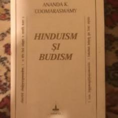 Hinduism si budism / Ananda K. Coomaraswamy - Carti Hinduism