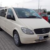 Autoturism Mercedes, VITO, An Fabricatie: 2004, Motorina/Diesel, 300652 km, 2148 cmc - Mercedes-Benz Vito