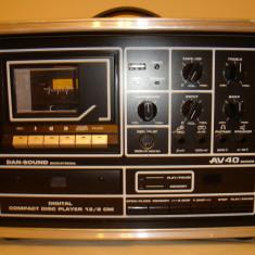 Amplificator DAN-SOUND AV 40