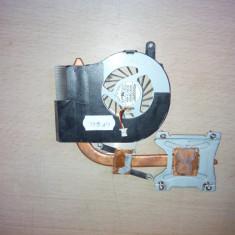 Cooler - ventilator cu radiator HP G62 - Cooler laptop