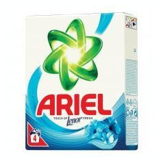 ARIEL Detergent automat Touch of Lenor Fresh 400g