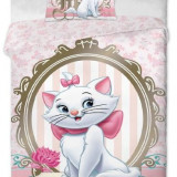 Lenjerie de pat - Lenjerie Disney Marie Cat Gold
