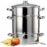 Oala pentru suc din fructe sau legume Karl Kruger inductie capacitate 8 litri