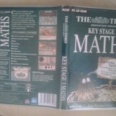 Key Stage 3 - MATHS - PC Software ( GameLand )