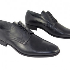Pantofi barbati, Piele naturala - Pantofi eleganti piele naturala Denis 1288 n