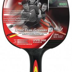 Paleta ping pong - Paleta tenis de masa Allround Team Germany 600