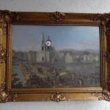 ceas tablou deosebit anul 1800 inceput