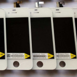 DISPLAY IPHONE  4, 4S  doar ALBE !!! - NOI - TOUCHSCREEN LCD