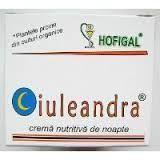 Crema antirid - CREMA NUTRITIVA DE NOAPTE CIULEANDRA 50ML