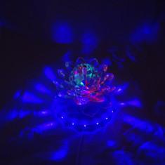 Efecte lumini club - Joc Lumini Glob Lotus - LED Lotus Lantern 2