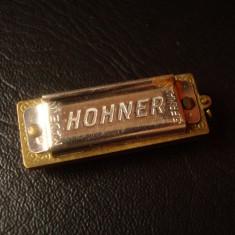 Mini muzicuta HOHNER Made in Germany colectie, decor/vintage/instrument muzical