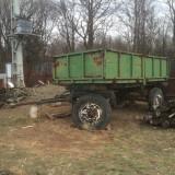 Dezmembrari camioane - Remorca agricola tractor basculabila 5 to