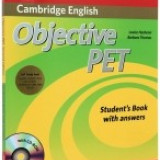 Certificare - Objective PET Student's Book with Answers & CD-ROM and Audio CDs(3)