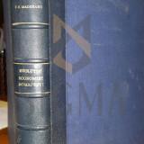 Carte de colectie - VIRGIL N. MADGEARU - EVOLUTIA ECONOMIEI ROMANESTI DUPA RAZBOIUL MONDIAL, BUCURESTI 1940