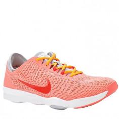 Adidasi barbati - Pantofi Fitness Femei, Nike, Zoom WMNS Fit, Roz-38