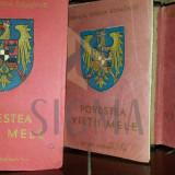 Carte de colectie - MARIA - REGINA ROMANIEI - POVESTEA VIETII MELE, 3 VOL, 1937