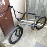 Bicicleta BMX Wtp, 21 inch, 20 inch, Numar viteze: 1 - VAND/SCHIMB super BMX WTP 2011 21`