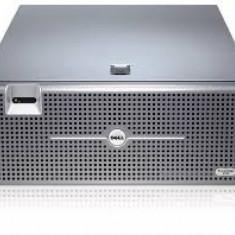 Server virtualizare DELL R900, 4x Intel Xeon X7350 2.93Ghz, 32Gb DDR2 ECC, 2x 400Gb SAS, DVD-ROM, Raid PERC 6I, 2x 1570W HS - Server de stocare