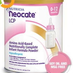 Lapte praf bebelusi - Lapte Neocate lcp