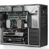 WORKSTATION HP Z800 2xINTEL XEON Six Core X5680/32GB DDR3/2x300GB SAS/FX5800 4GB - Sisteme desktop fara monitor HP, Peste 3000 Mhz, Peste 16 GB, 500-999 GB, Socket: 1366