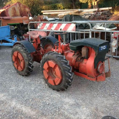 Tractor - Pasquali 4x4