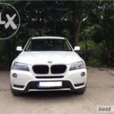 Autoturism BMW, Seria X, X3, An Fabricatie: 2011, Motorina/Diesel, 89000 km - BMW X3
