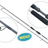 Lanseta pentru Spining de carbon Baracuda Black Pearl 2 205, Lansete Spinning, Numar elemente: 2