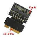 Adaptor interfata PC - Adaptor M.2(NGFF) la 18+8 Pin SSD pentru MACBOOK Air 2012